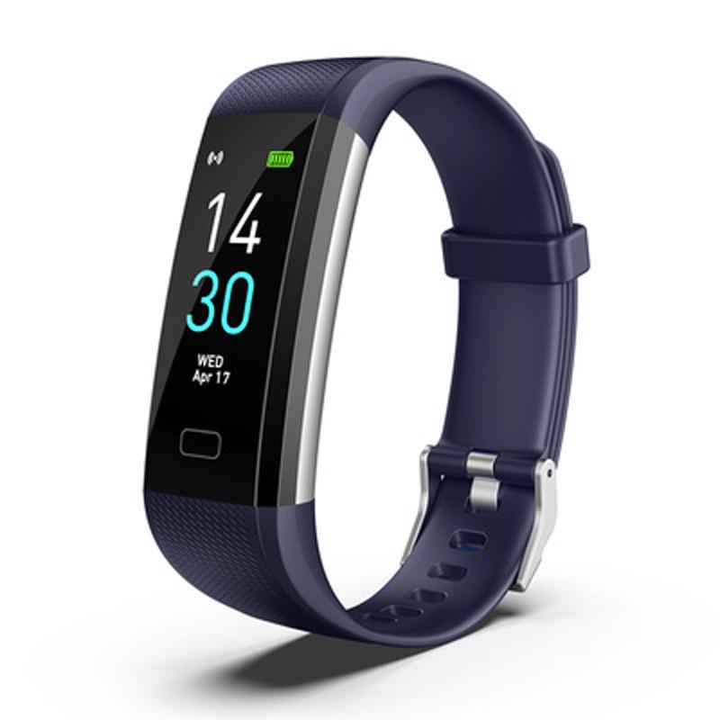 Voor Vivo S7 S5 V19 X50 Lite Y51s Y70s Z5x Z6 Nex 3S Iqoo 3 U1 Z1x Smart Horloge armband Hartslagmeter Fitness Polsband