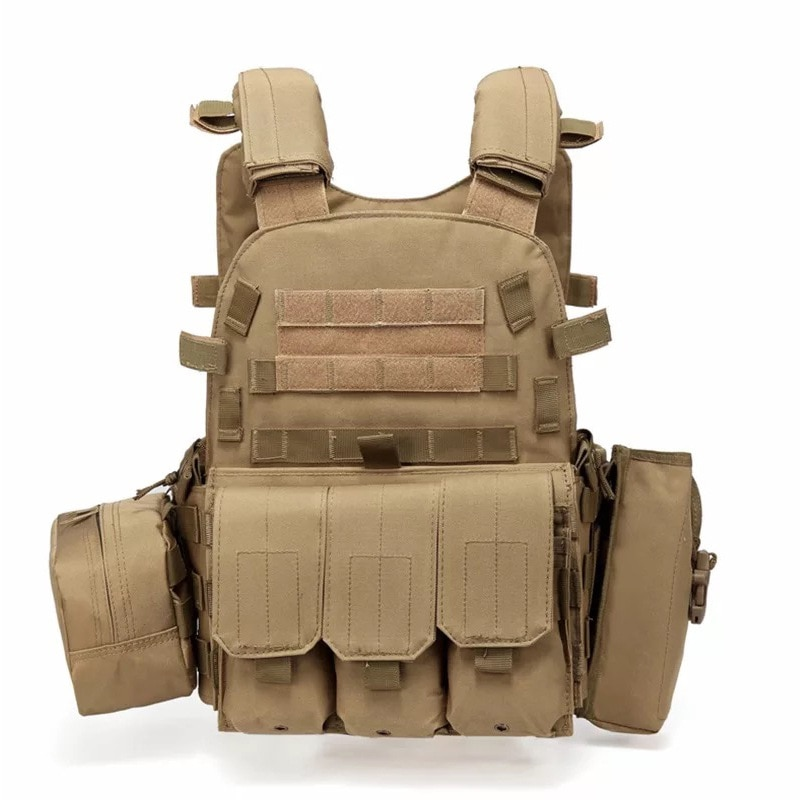 Hunting Vest Military Tactical JPC Plate Carrier Ammo Magazine Airsoft Paintball Gear gear Armor vest