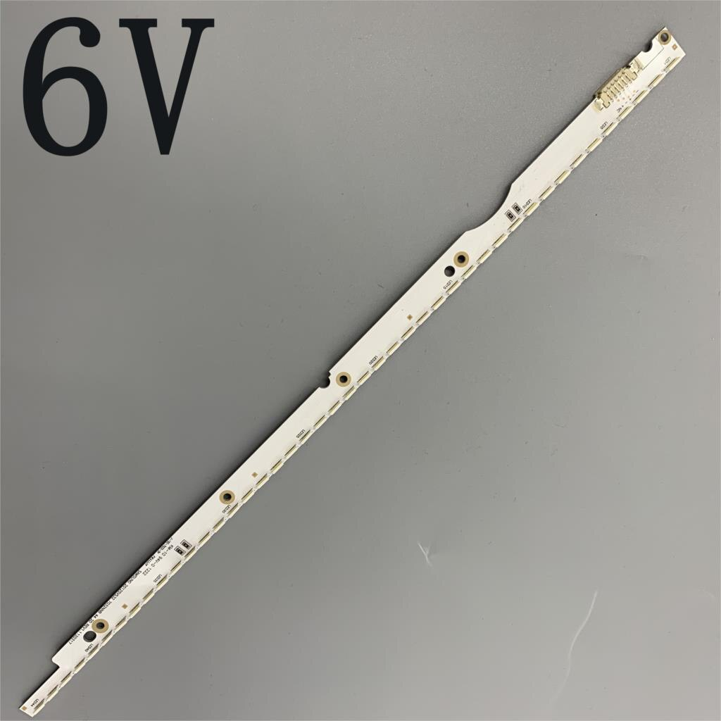 "406mm 6V*44LEDs New LED Strip 2012SVS32 7032NNB 44 2D REV1.0 32"" TV V1GE-320SM0-R1 UE32ES6307 UA32ES5500 UE32ES5530W UE32E enlarge"