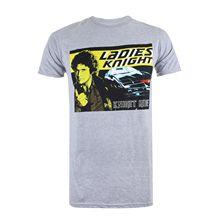 2019 Funny Knight Rider - Ladies Knight - David Hasselhoff - MenS T-Shirt 19 Fashion New Summer Classical T Shirt Unisex Tees