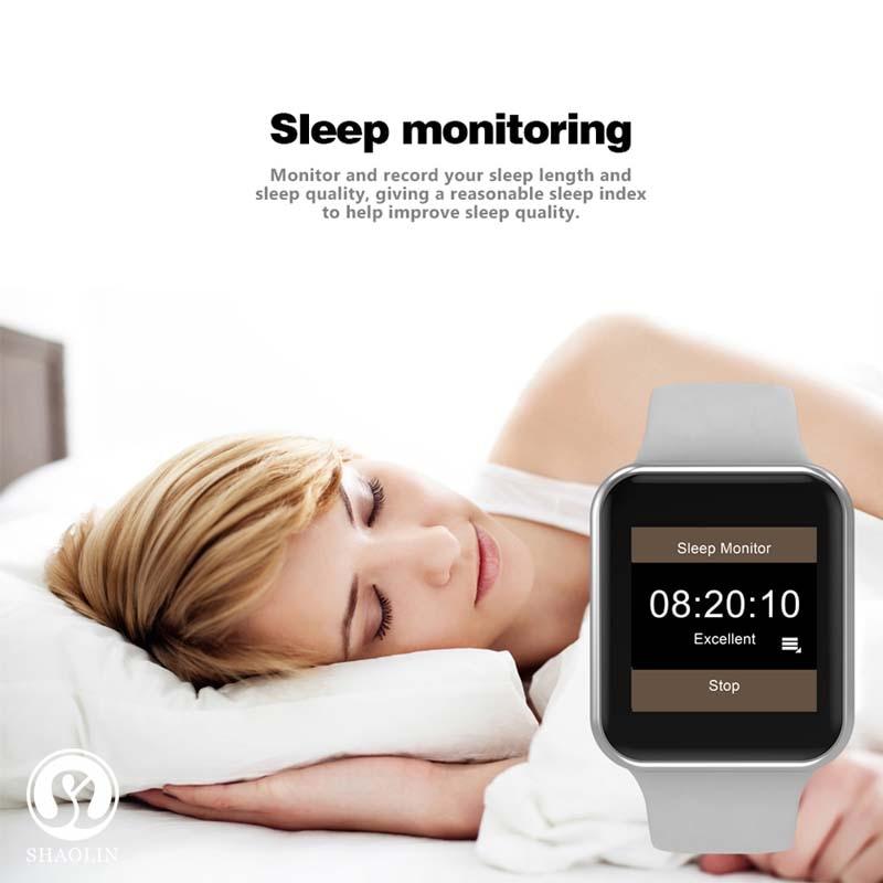 Buy 1 Get 1 Free Smart Watch Series 6 Heart Rate smartwatch Men Women Fitness Tracker for apple watch Huawei PK amazfit gtr 2