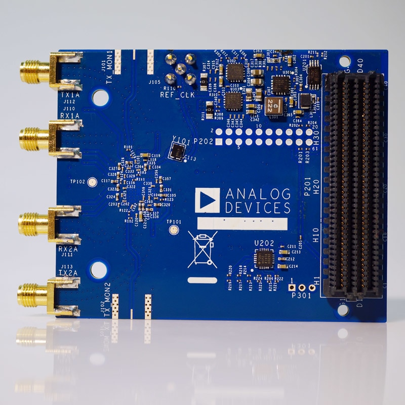 AD9361 AD-FMCOMMS3-EBZ SDR Development Board Software Defined Radio enlarge