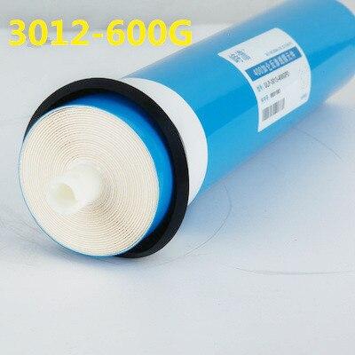 500/600 gpd ro filter 3012-500/600g umkehrosmose membran NSFosmosis membran gehäuse umkehrosmose system