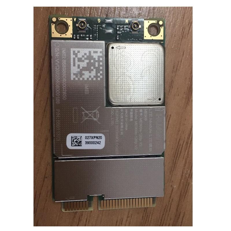 Huawei ME909s-120 Mini PCIe: LTE (FDD): B1,B2,B3,B4,B5,B7,B8,B20 DC-HSPA +/HSPA +/UMTS : B1,B2,B5, b8 GSM: 850/900/1800/1900 МГц