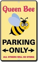 ttdeck tin sign horse parking only violators will be put out to pasture for wall decor sign