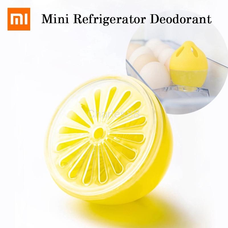 XIaomi Clean-n-Fresh Mini Refrigerator Deodorant 30g*3 Freezer Deodorizer Inhibiting bacteria Fridge Mildew proof Smell Remover