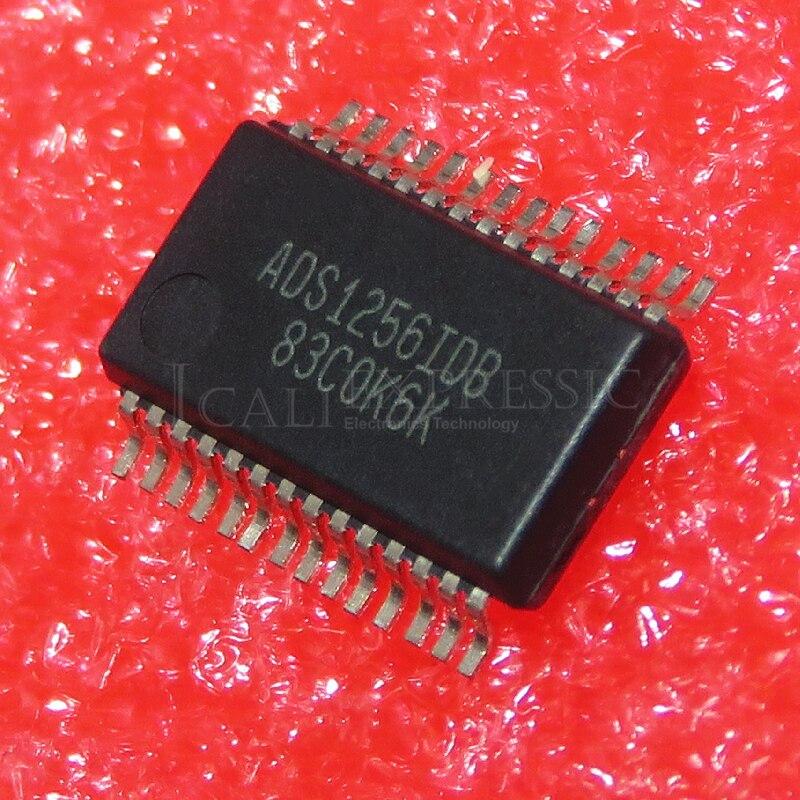 1PCS ADS1256IDBR ADS1256IDB ADS1256 SSOP-28 Em Estoque