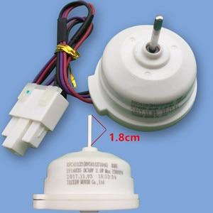 100% new for good working High-quality for Refrigerator motor freezer motor RFC41122(RFC41121104A) 1914835 DC10V 2.5W