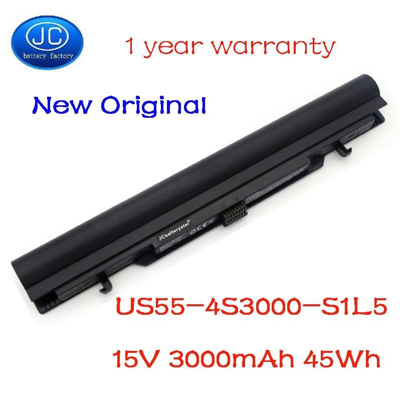 JC جديد الأصلي US55-4S3000-S1L5 بطارية ل ميديون أكويا S6212T MD99270 MD 98456 MD98736 S6615T 40046929 15V 3000mAh 45Wh