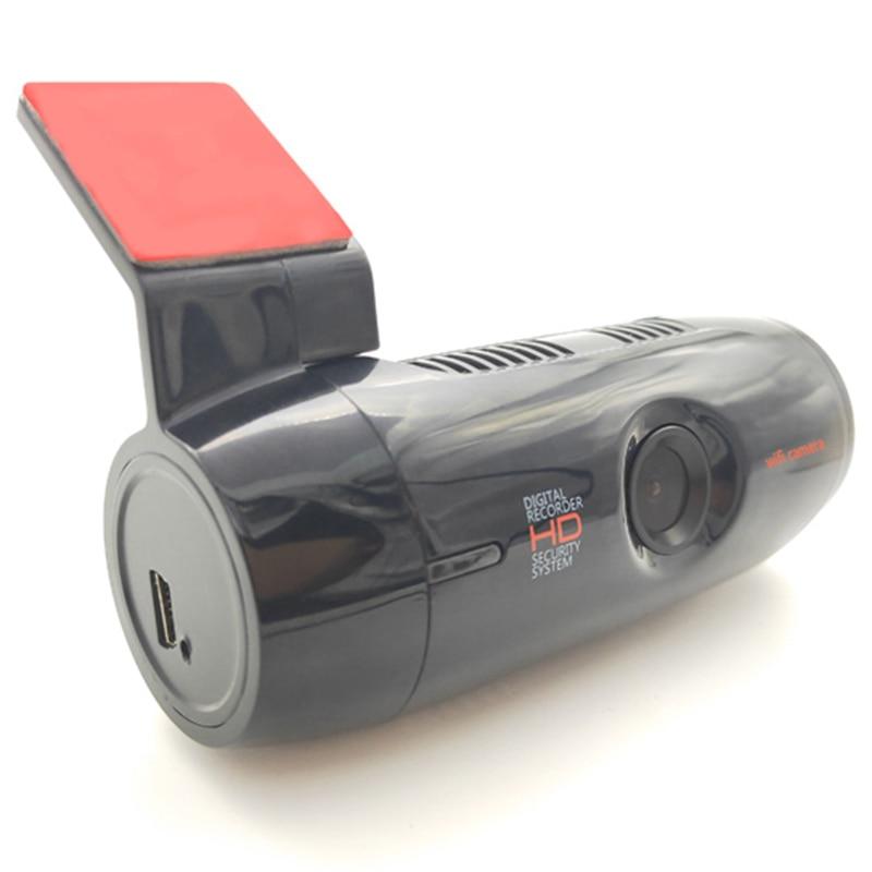 Cámara para salpicadero de coche, cámara grabadora gran angular Full Hd 1080P, cámara de salpicadero Wifi Android Dvr Wdr Usb para vehículo, camión y coche