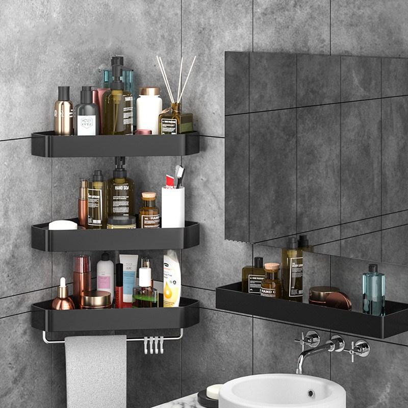 Ванная комната душевая полка органайзер шампунь для полотенец стеллаж для хранения держатель Ванная комната оборудования ванная комната у...