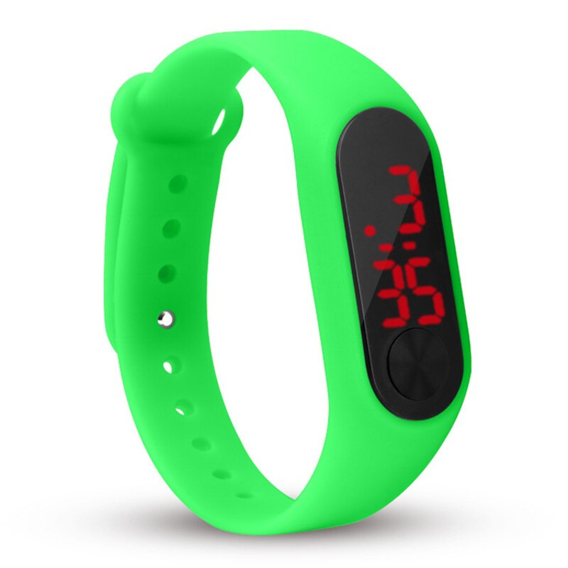 Fashion led electronic bracelet watch student couple children's electronic watch gift Multiple color