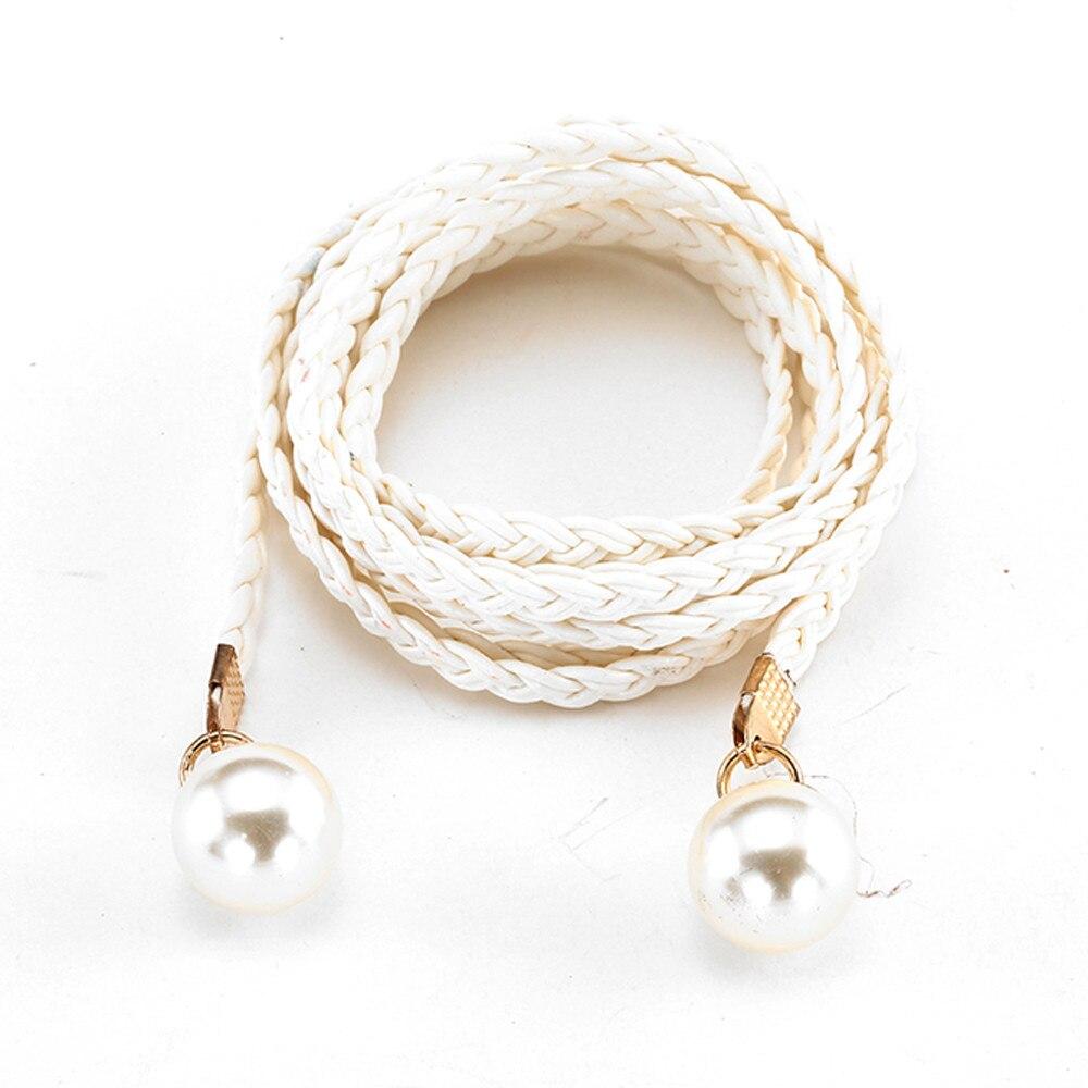 Meilleure vente en 2020 femmes ceinture Style bonbons couleurs chanvre corde tresse ceinture femme ceinture pour robe soutien en gros et livraison directe