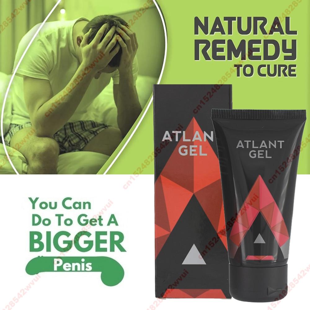 Original Russian Titan Gel Penis Enlargement Cream Lubricant for Sex Products Penis Enlarger Intimat