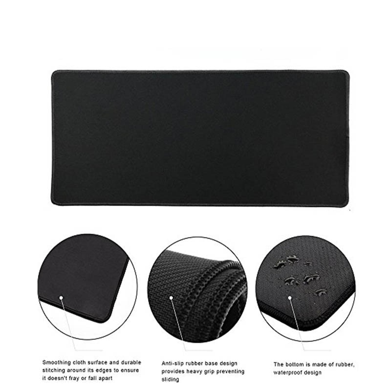 MRGBEST Sexy Chest Girl Dance 700x300mm Mouse Pad Laptop Game Large Rubber Mousepad Player Turn Mat Locking Edge Csgo Lol L enlarge