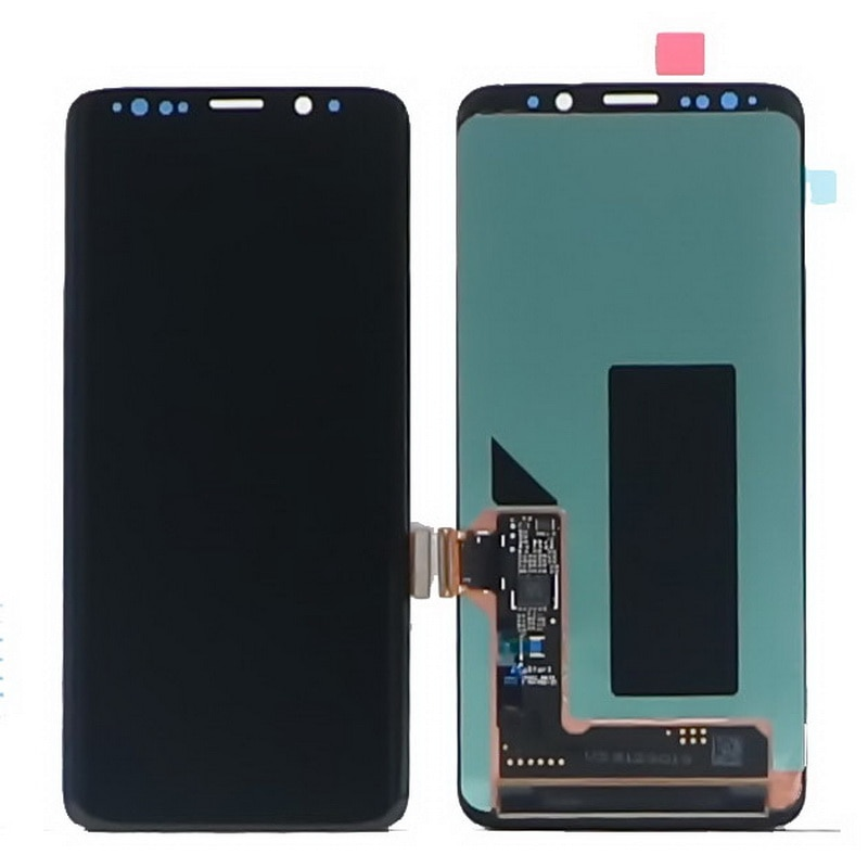 Original AMOLED Display for SAMSUNG Galaxy S9 G960 G960F LCD Display Touch Screen Digitizer S9 Plus G965 Lcd screen Dead pixels enlarge
