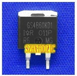 5 pçs/lote GS4B60KD1 PARA-252 [SMD]