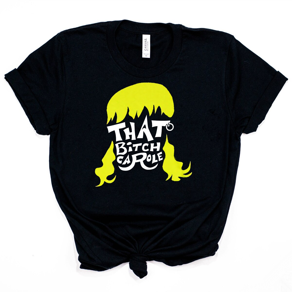 Novedad de 2020, camiseta del rey tigre que B itch Carole, camiseta divertida exótica de Joe, camiseta Carole You B itch