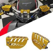Voorrem Vloeistof Tank Reservoir Cover Voor Honda Adv 150 2019 2020 Cnc Aluminium Motorfiets Olie Cup Cap