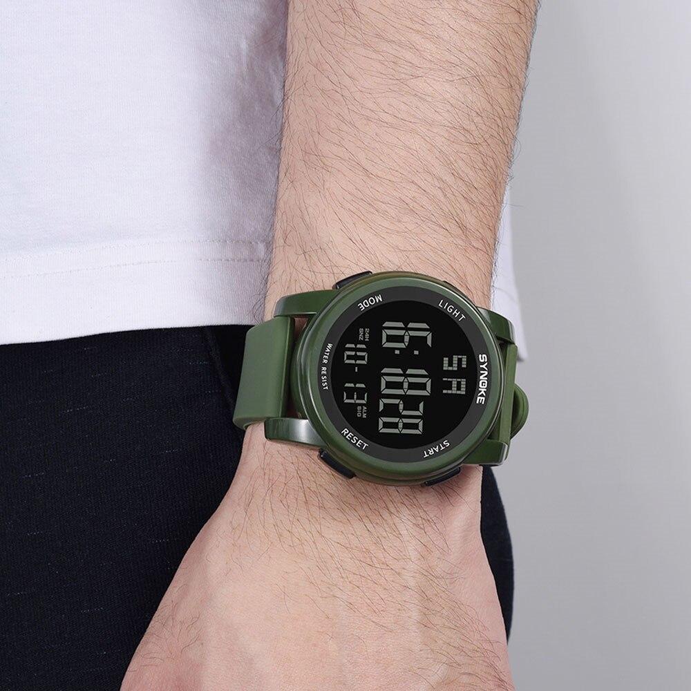 Nylon Strap Calendar Watch For Men Black Glass Alloy Dial Watches Sport Gift Quartz Wristwatch Vinta