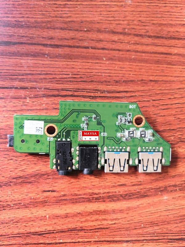 جديد الأصلي ل ASUS ET2300I الصوت USB ميناء مجلس ET2300I-IO شحن مجاني