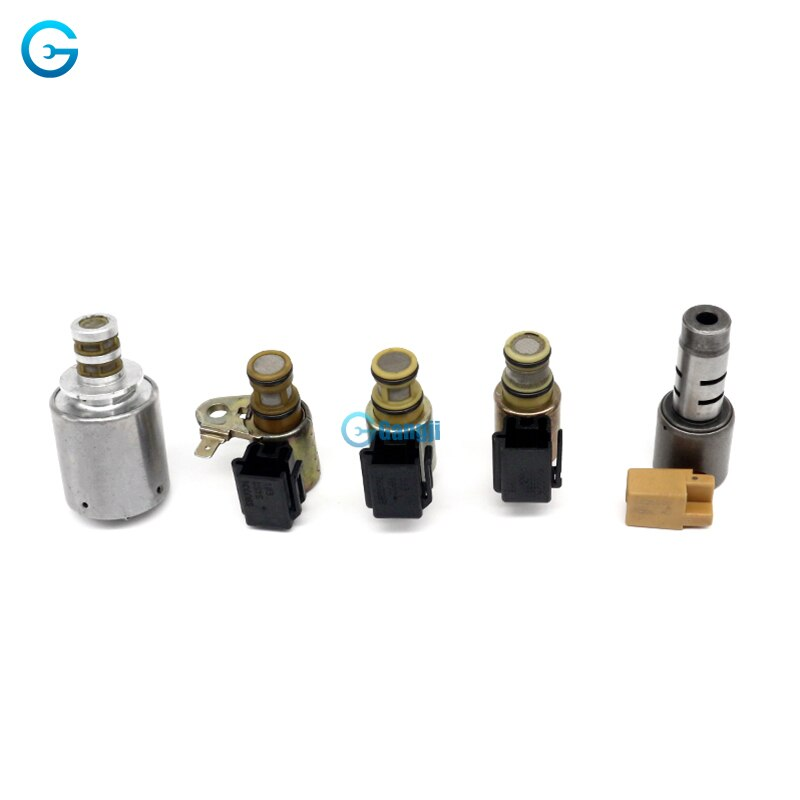Getestet OEM 4L60E 4L80E 4L30E 4T80E 4L65E Übertragung Shift Magnet Kit für 1993-2005 EPC Shift TCC 3-2 PWM 4l60e