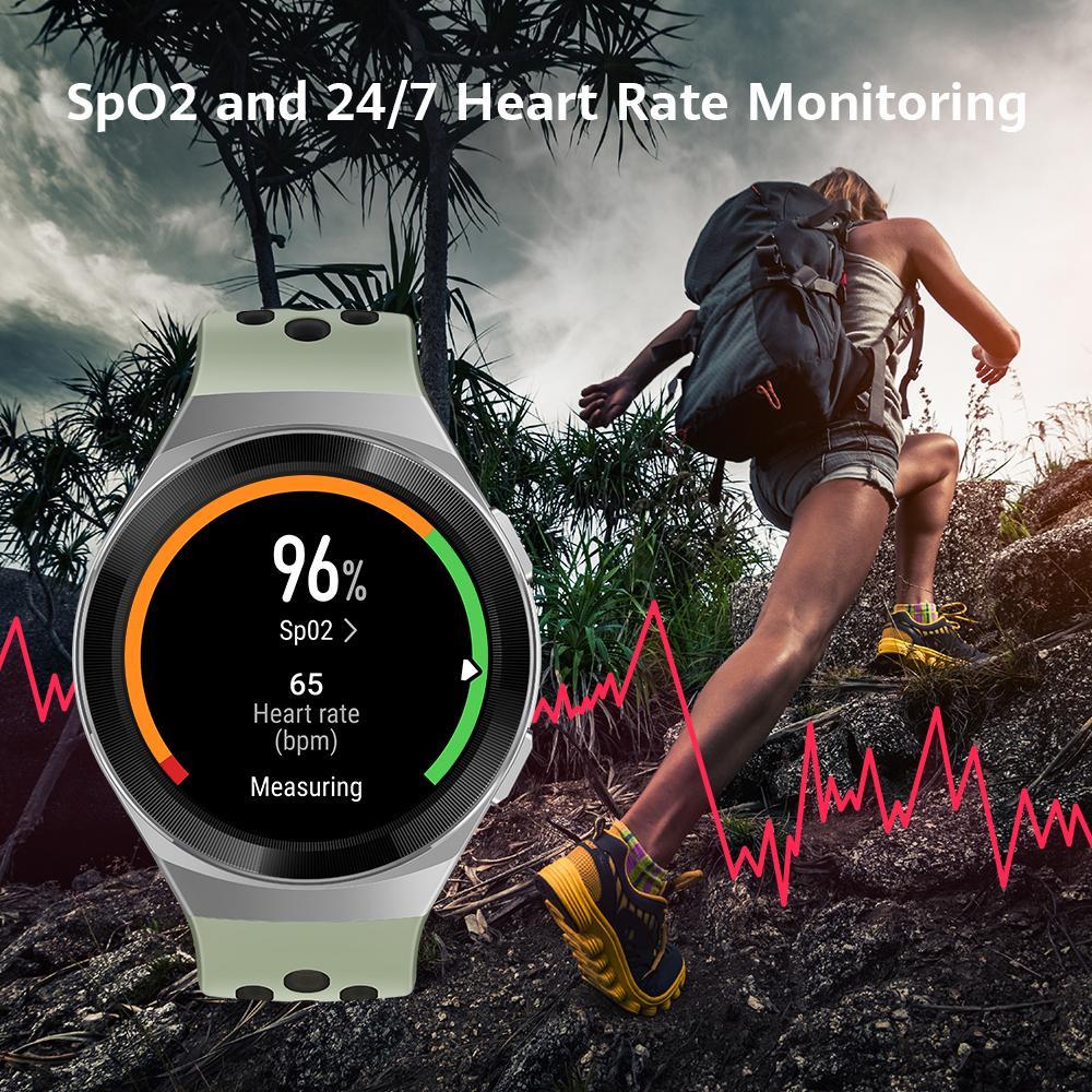 Original HUAWEI WATCH GT 2e 1.39inch AMOLED 5ATM Smart Watch 2 Weeks Long Standby Sport Watch GT Lite Original NFC