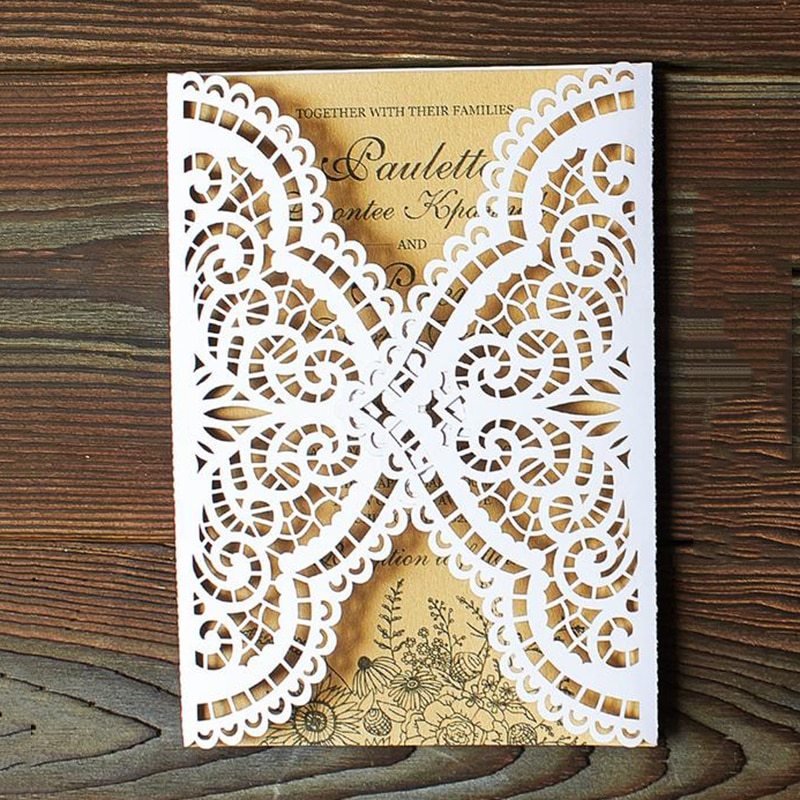 aliexpress.com - Metal Cutting Dies Lace Wedding Invitation Scrapbooking for Embossing Card Making Craft Dies Stencil New 2020
