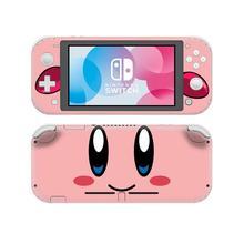 Kirby yıldız müttefik NintendoSwitch cilt Sticker çıkartma kapak Nintendo anahtarı için Lite koruyucu Nintendo anahtarı Lite cilt Sticker