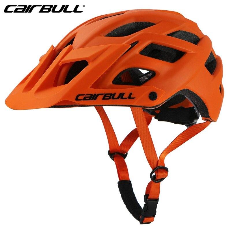 CAIRBULL шлем для горного велосипеда TRAIL XC мужской велосипедный шлем mtb ультралегкий дорожный шлем integ-литой велосипедный кросс BMX велосипедный ...