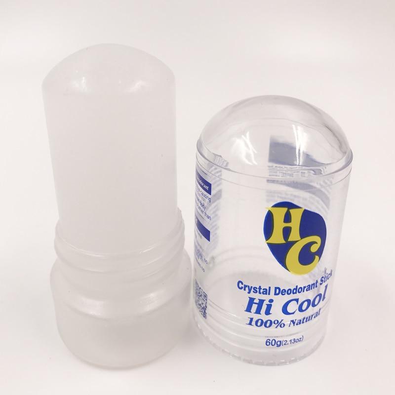 MOONBIFFY 60g Alum Stick Deodorant Stick Antiperspirant Stick Alum Crystal Deodorant Underarm Removal For Women Man недорого