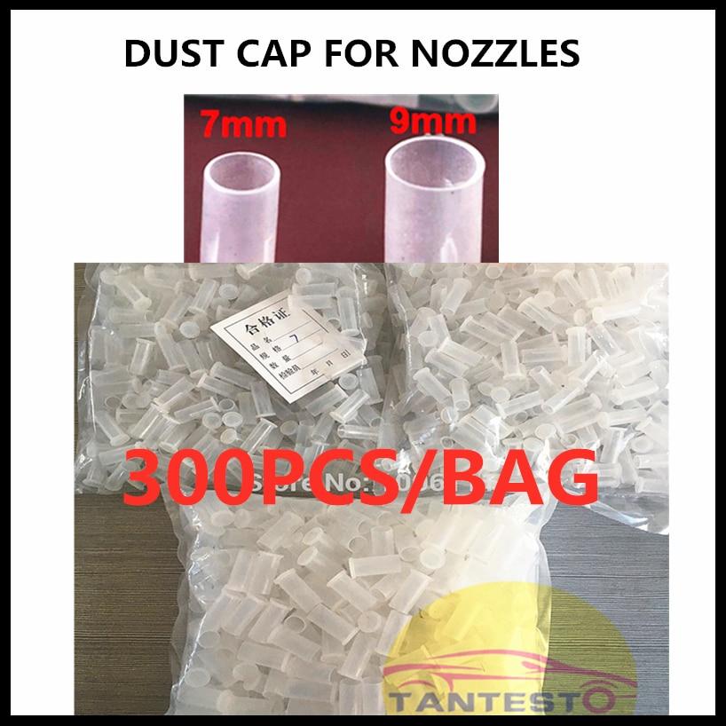 7mm/9mm Inner Diameter Diesel Common Rail Injector Nozzle Dust Cap For BOSCH 0445 110 0445 120 SERIES