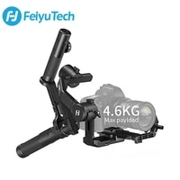 feiyutech official ak4500 handheld 3 axis gimbal stabilizer for dslr camera sonypanasoniccanon with wifi bluetooth compatible