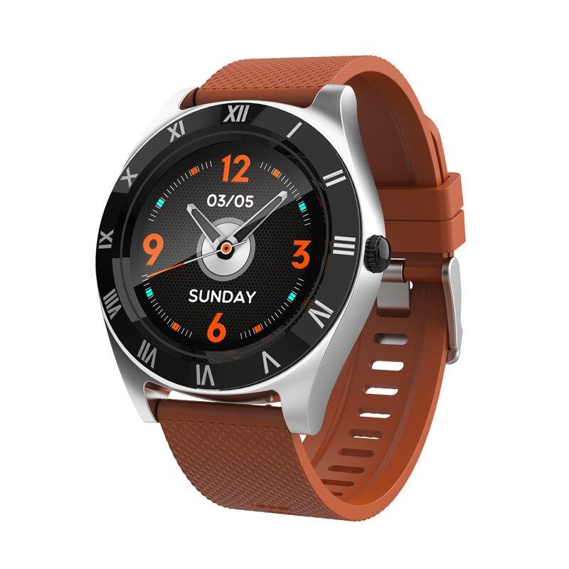 Relojes inteligentes redondos de acero Android con Bluetooth, llamadas SIM IPS, podómetro para parejas, reloj de pulsera Digital para hombres, mujeres, adultos y ancianos