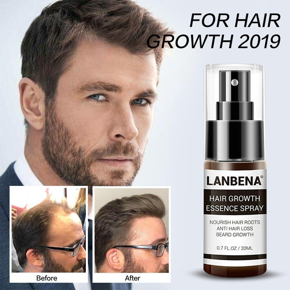 Hair Growth Spray Essential Oil for Fast Hair Growth Treatment Anti Hair Loss Dry Hair Regeneration Hair Care Hair Loss Products