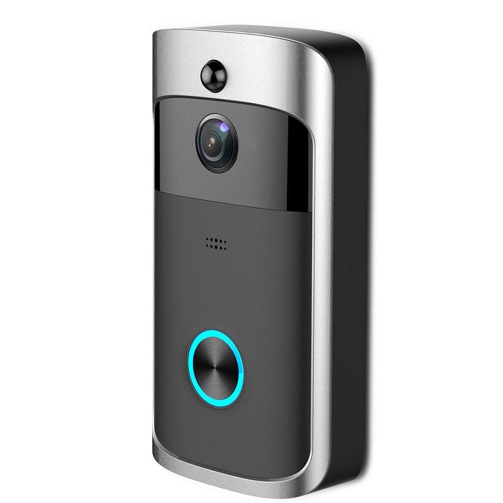 Teléfono Inteligente inalámbrico puerta campana Cámara WiFi vídeo inteligente intercomunicador timbre detección de movimiento Video teléfono Cámara Visual