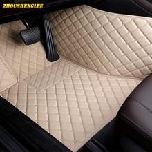 Custom car floor mats for right hand side car models auto foot mats