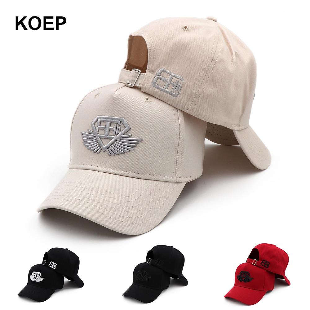 KOEP Top Fashion Tactical Adult Letter Women Baseball Cap Summer Sun Hats Casual Adjustable Snapback Men Caps Hat Unisex Hip Hop