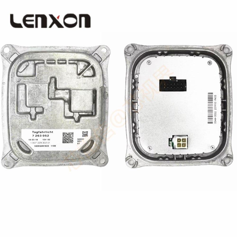 LX Venta De fábrica nuevo módulo de control DRL OEM apto para BMW Serie 3 E90/91/92-X5 serie E70 módulo de faro DRL OEM 7263052