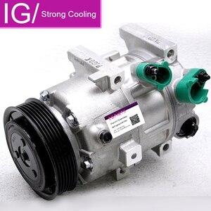 For Auto Air Conditioning AC Compressor For car Hyundai Azera 3.3L V6 GAS For Kia Caadenza 3.3L 2012-2017 977013V410, 977013V410