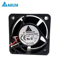 for delta eub0405md f00 40x40x20 dc 5v 0 24a 3 line switch server quiet cooling fan