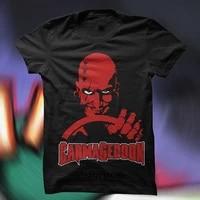 carmageddon game custom mens cool short sleeve t shirt round neck cotton tee