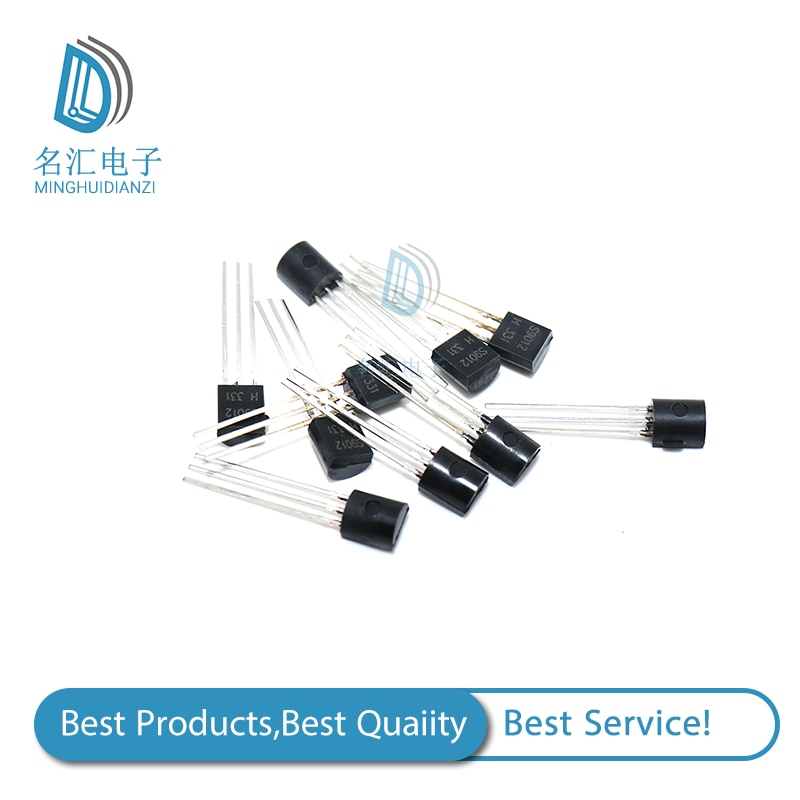 100PCS S9012 TO-92 9012 TO92 new triode transistor