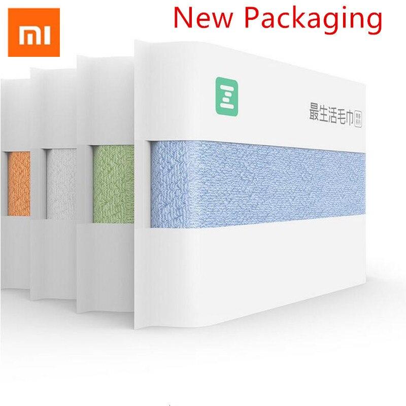 Toalla antibacteriana Xiaomi actualizado ZSH Polyegiene, serie joven, toallas de algodón 100%, toalla de mano de cara y baño absorbente de 5 colores H30