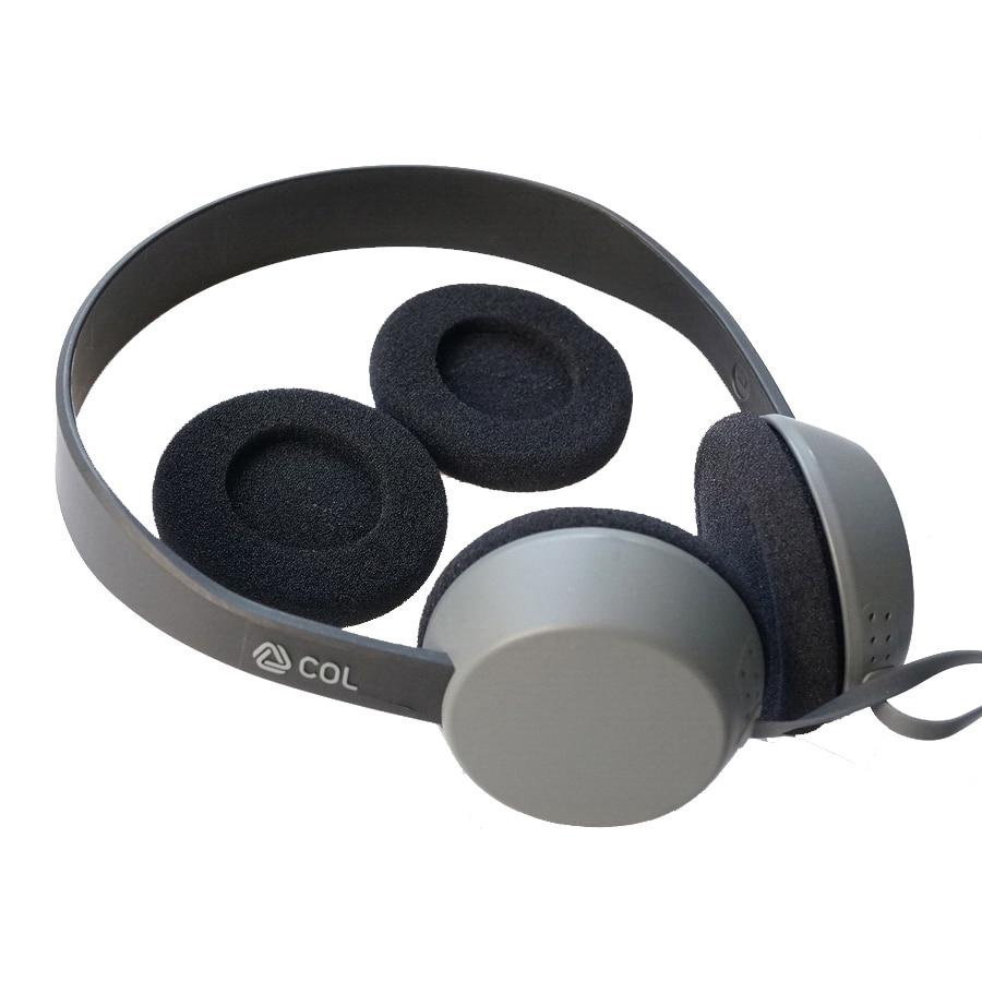 2 пары в партии заменить уха губки подходит для Nokia WH-520 COLOUD противоударный наушники, наушники высокого качества, съемная подушка