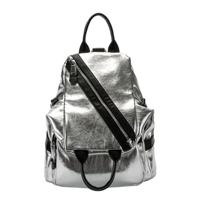 2021 عالية الجودة جلد النساء على ظهره مكافحة سرقة حقيبة السفر المرأة سعة كبيرة الحقائب المدرسية للمراهقات mochila