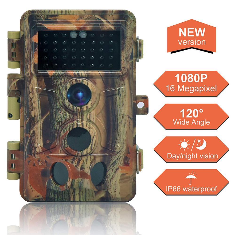 DIGITNOW-كاميرا صيد 16 ميجابكسل 1080 بكسل ، مقاومة للماء ، للحياة البرية ، تنسيق رقمي