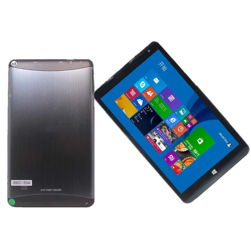 Sommer verkäufe 8 zoll w850 Z3735G 3G Windows 8,1 tablet 1GBDDR3 + 16GB eMMC SIM Karte slot HDMI wiFi Quad Core