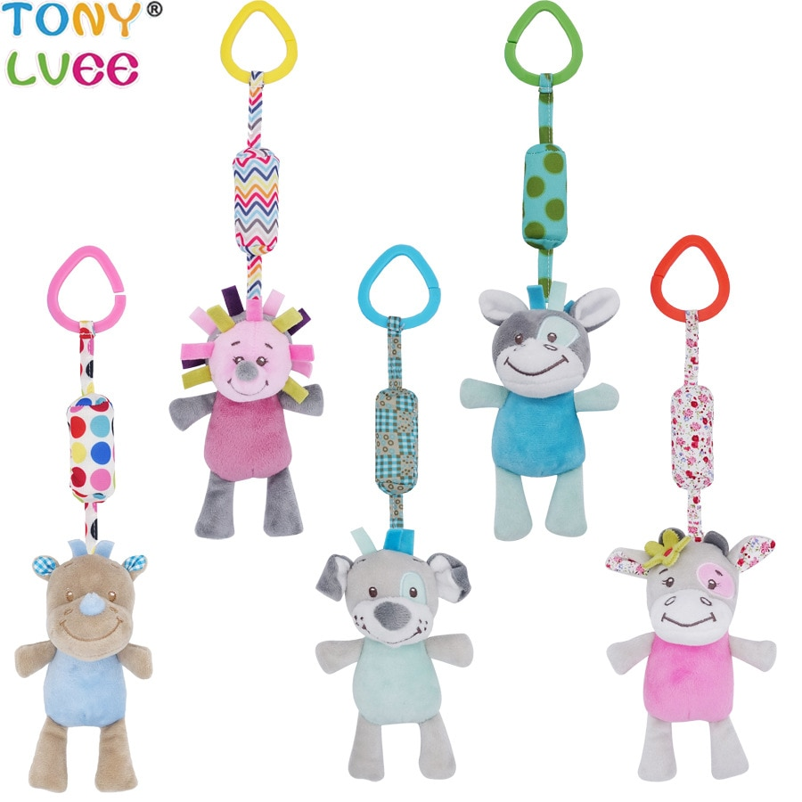 tumama baby toys 0 12 months rattles brinquedos anneau dentition bois amigurumi for newborns babies speelgoed 20pcs/Lot