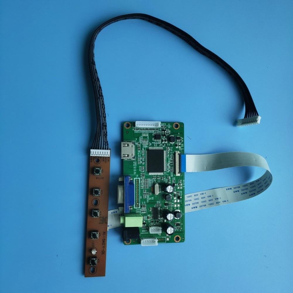 ل N156HGE-DB1 مجلس رصد عرض تحكم LCD HDMIDRIVER شاشة 1920X1080 عدة VGA 30pin لتقوم بها بنفسك EDP LED 15.6